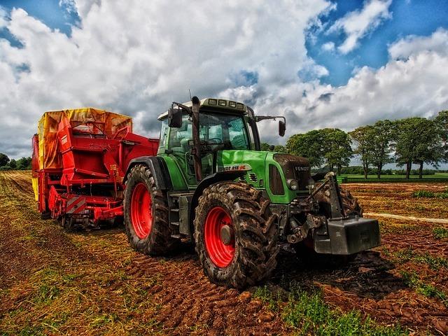 Diferencia entre Agricultura Intensiva y Extensiva