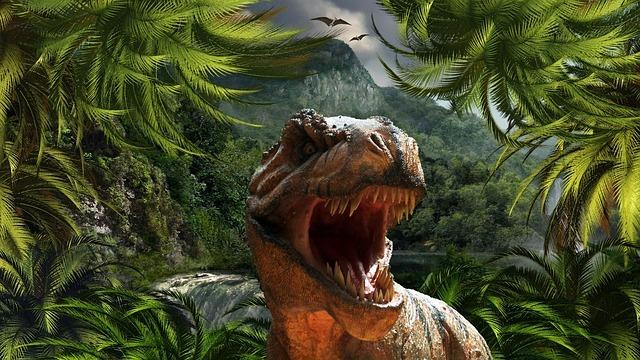 Diferencia entre Dinosaurios Herbívoros y Carnívoros