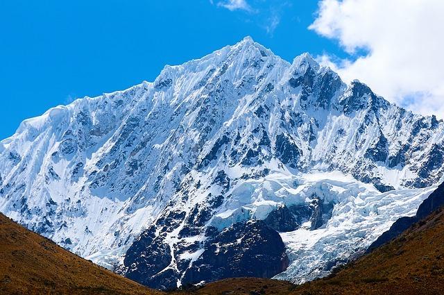 Diferencia entre Montaña y Cordillera