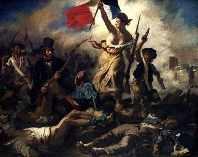 Diferencia entre la Revolución de 1830 y 1848