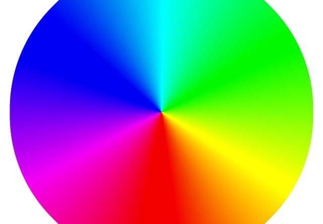 Diferencia entre Colores Primarios y Secundarios
