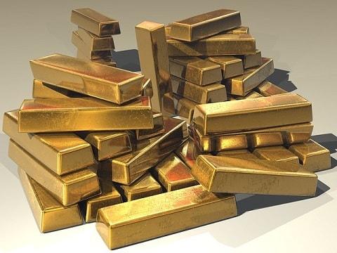 Metales-oro